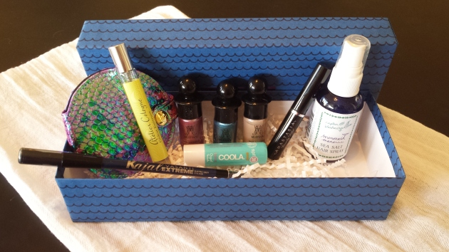 Birchbox Modern Mermaid Limited Edition Box
